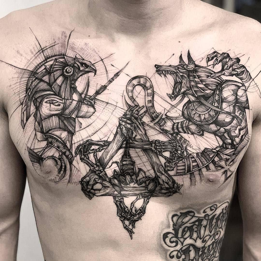10 болезненных мест для тату5