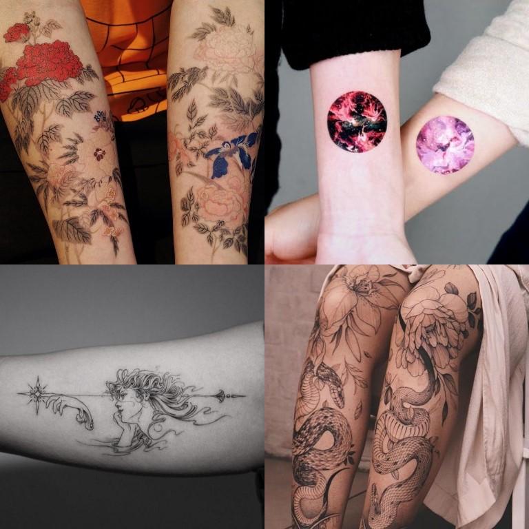 тенденции татуировок 1
