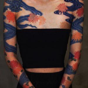 тенденции татуировок10,1
