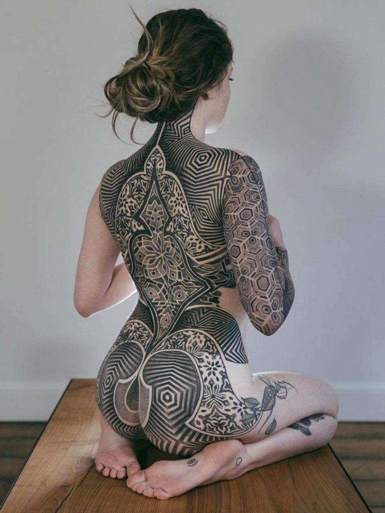 тенденции татуировок13,1