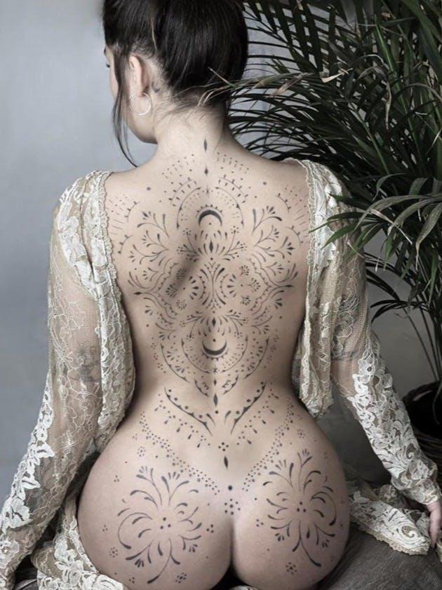 тенденции татуировок13,3