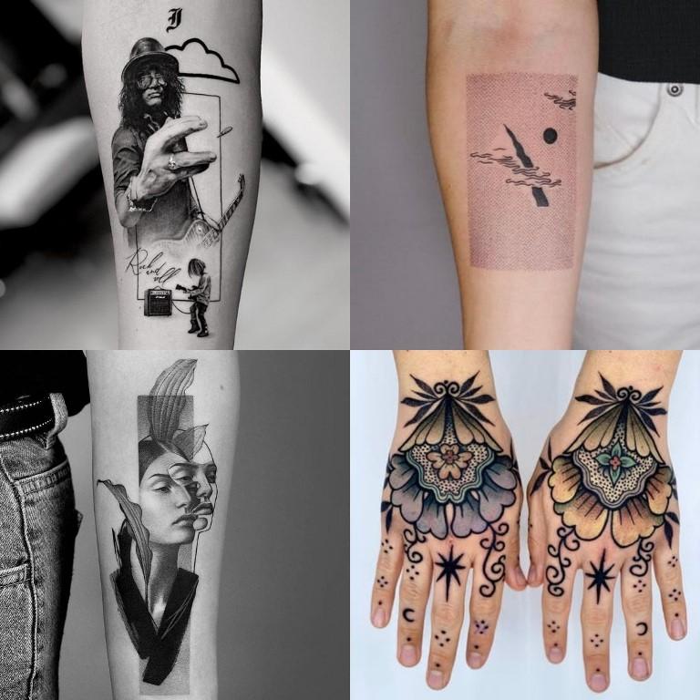 тенденции татуировок 2