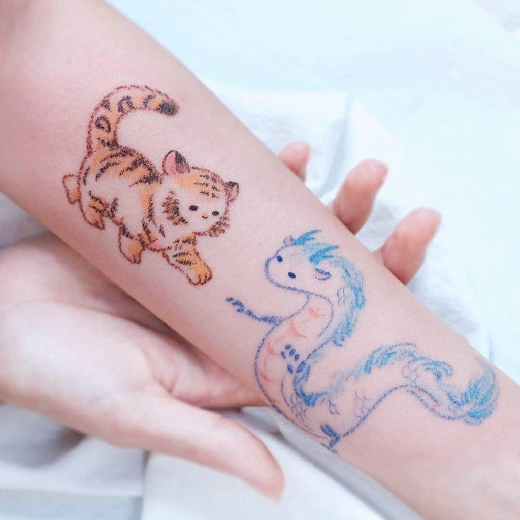 тенденции татуировок6,3