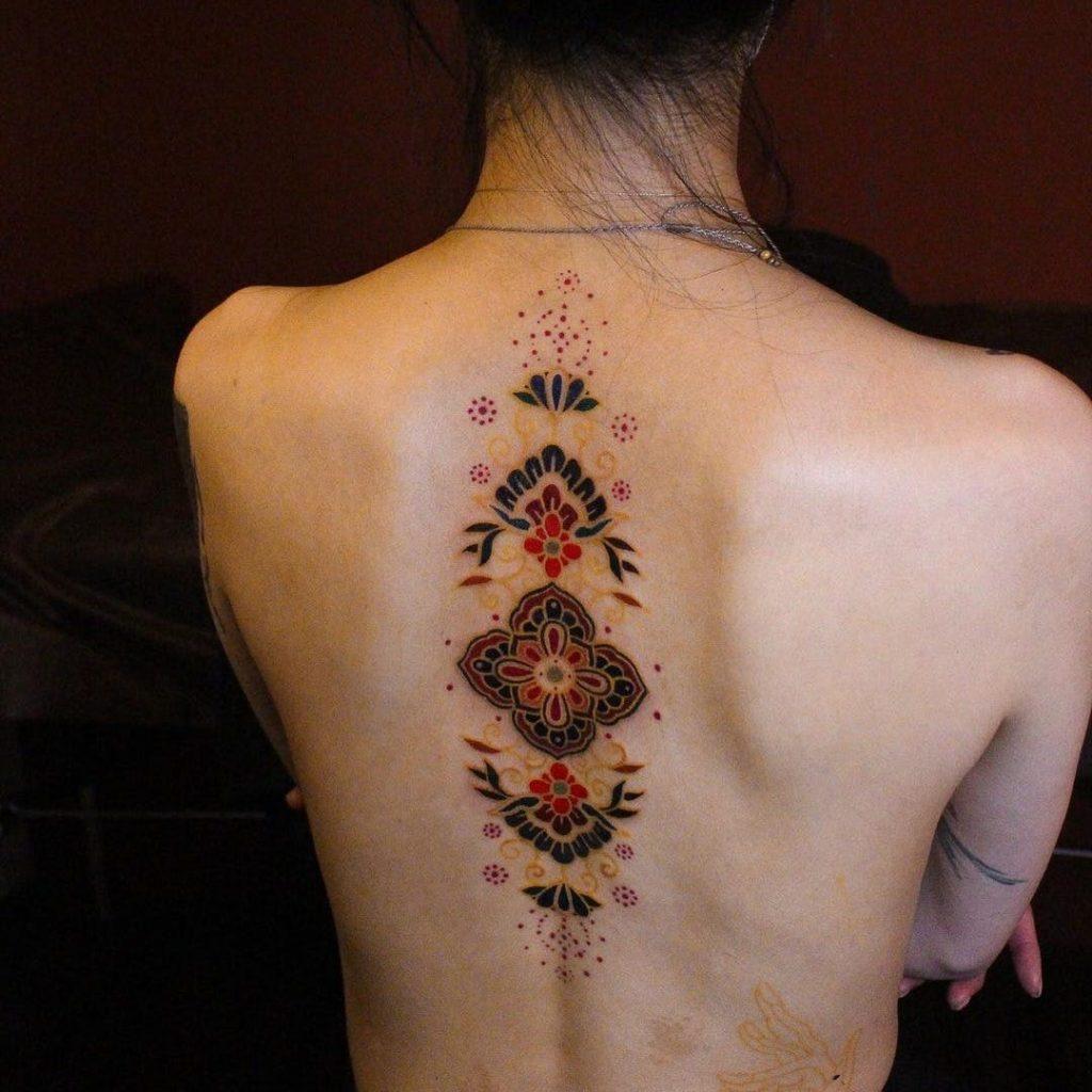 тенденции татуировок9,3