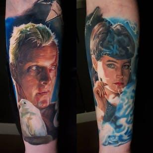 Татуировки из фильмов10