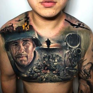 Татуировки из фильмов11
