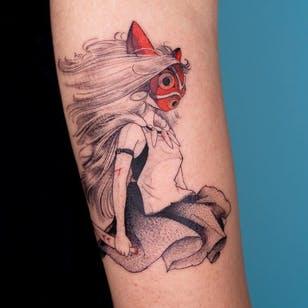 Татуировки из фильмов27