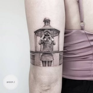 Татуировки из фильмов30