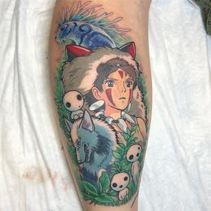 Татуировки из фильмов31