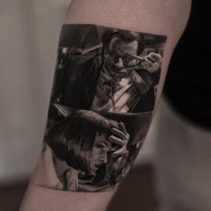 Татуировки из фильмов9
