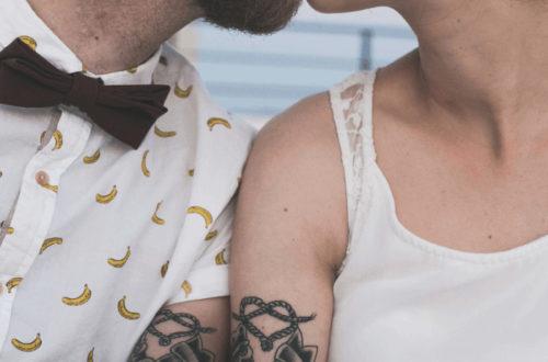 5 идей парных тату