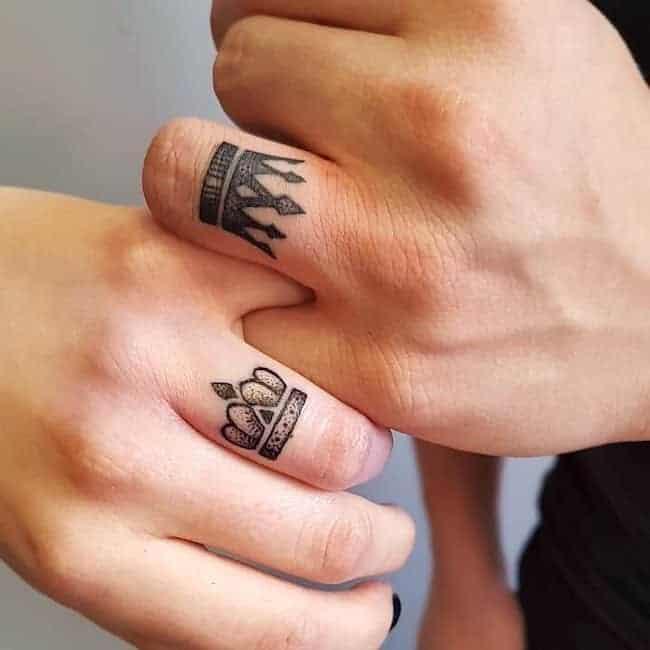 5 идей парных тату 9